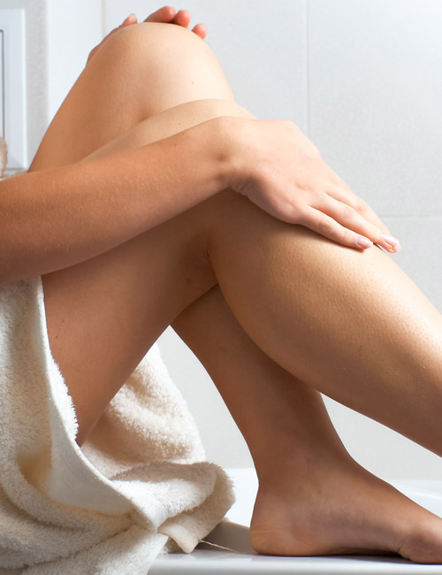 woman's legs image