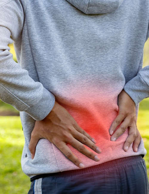 inflamation in the lower back