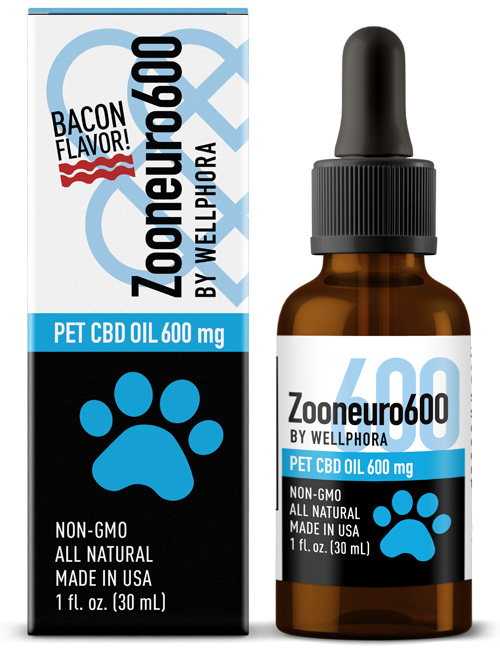 Zooneuro600 CBD product for pets