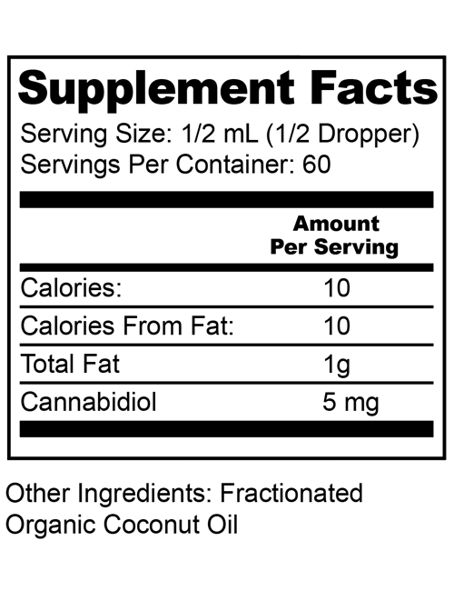 supplement facts info on zoonneuro300