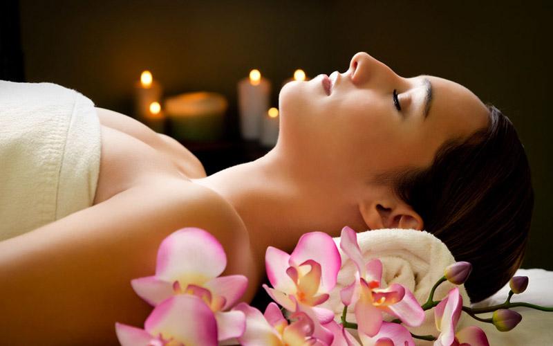 Spa treatment image