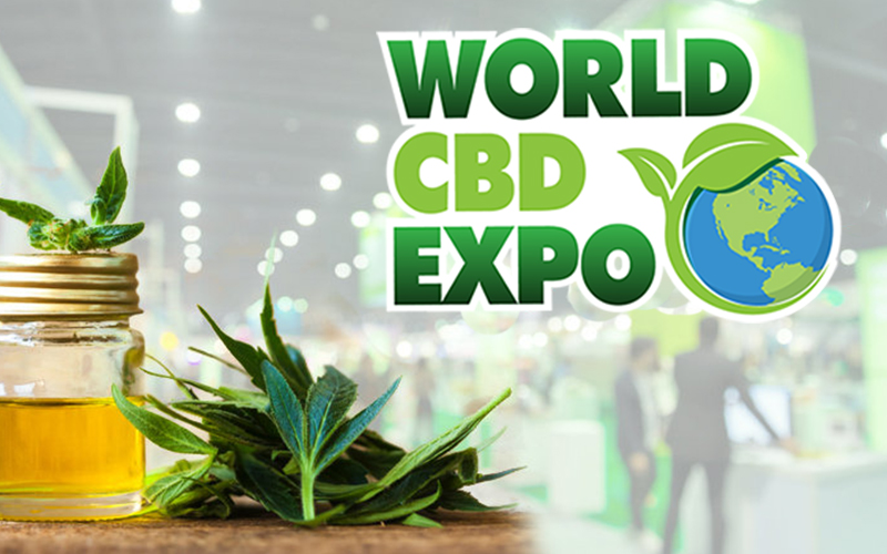 World CBD Expo graphic