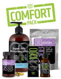 Comfort Pack CBD