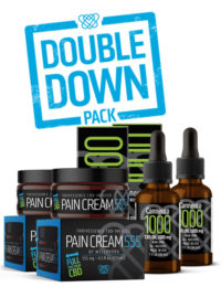 Double Down Pack CBD