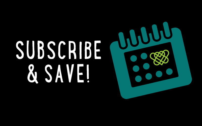 Subscribe and save graphic