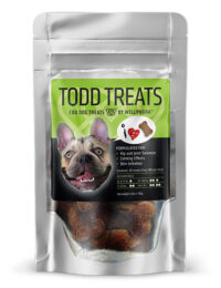 Todd Treats CBD for dogs