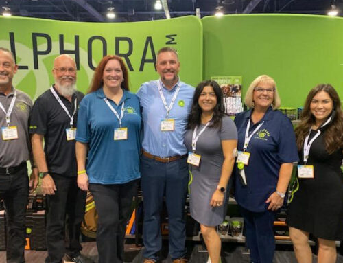 Wellphora is a hit at the White Label World Expo in Las Vegas!